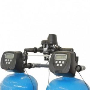 Statie dedurizare Clack Duplex - MAV - CI Dedurizatoare apa
